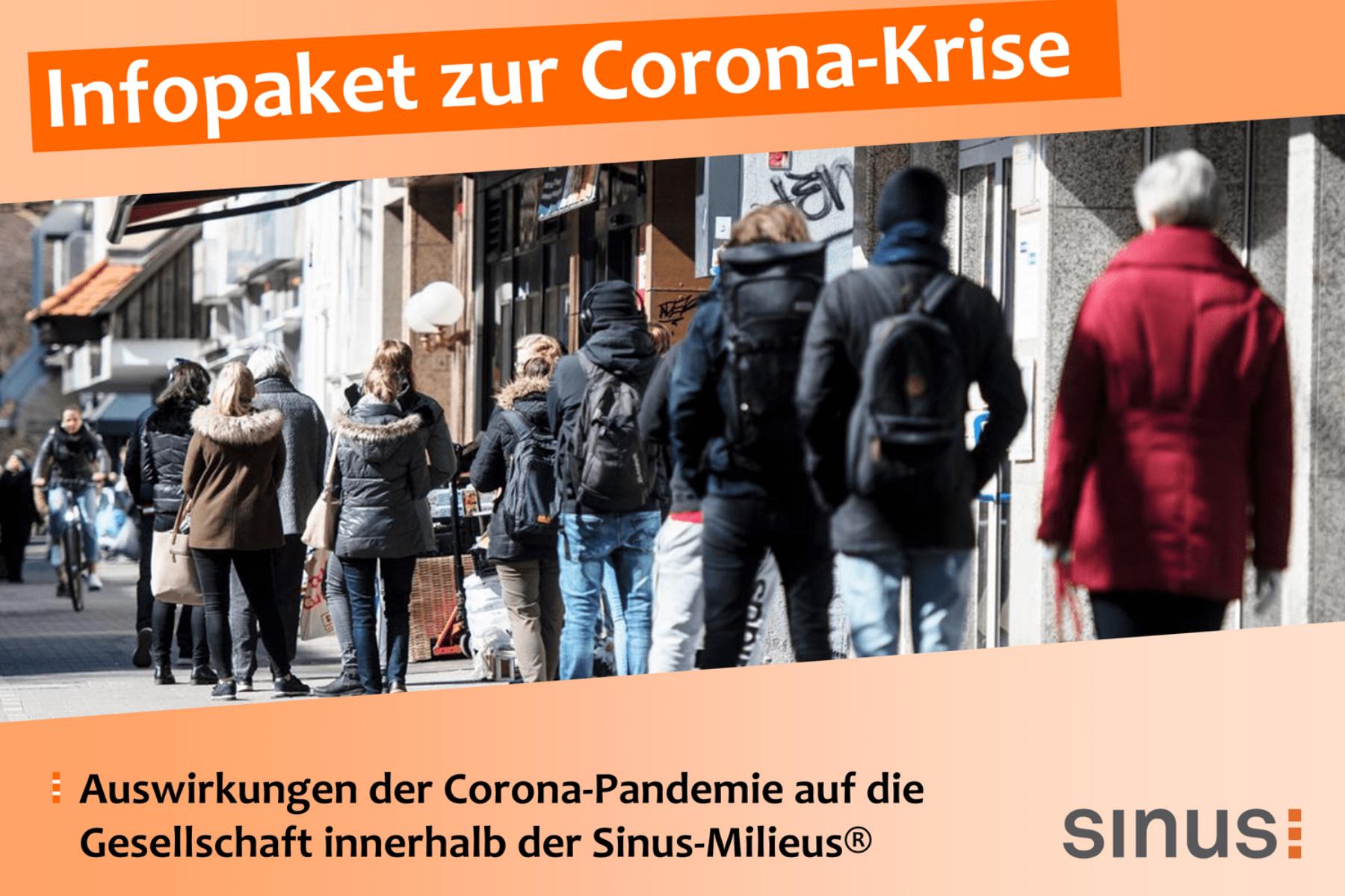 Ein Jahr Corona-Pandemie: Deutschland ist erschöpft, vertraut Politik weniger und zeigt hohe Impfbereitschaft