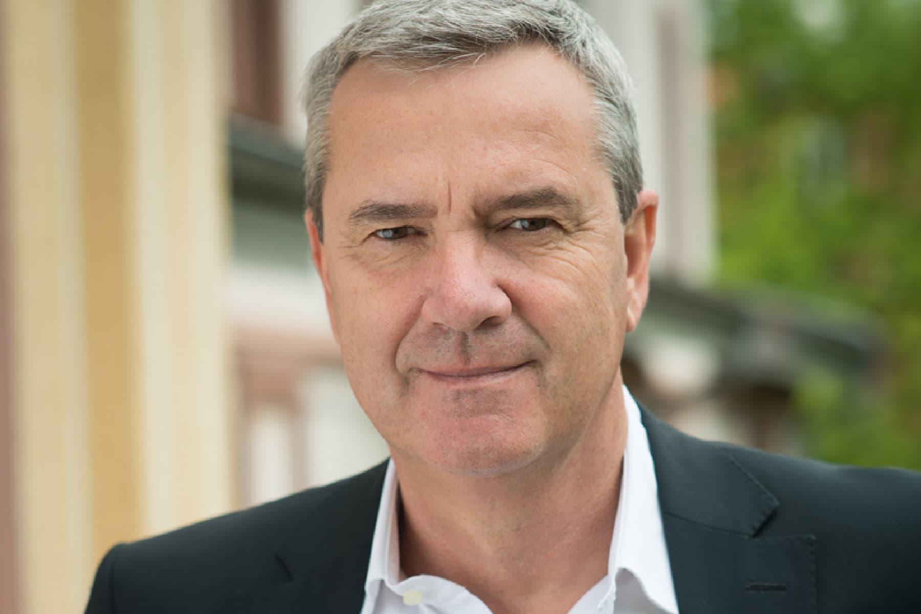 Manfred Tautscher (Geschäftsführer SINUS)