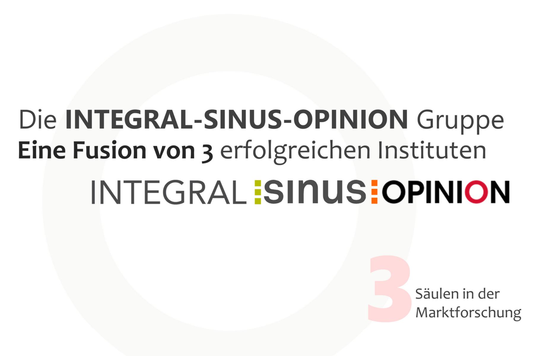 INTEGRAL + SINUS + OPINION
