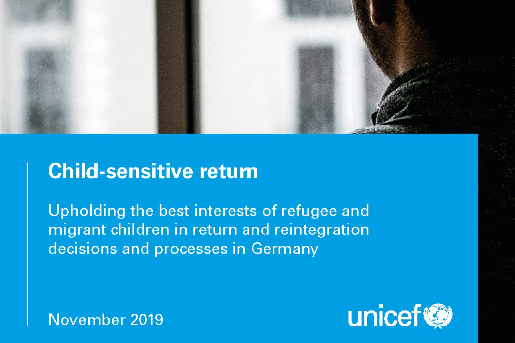 UNICEF-Studie: Kindeswohl bei Asyl-Entscheidungen nicht umfassend berücksichtigt