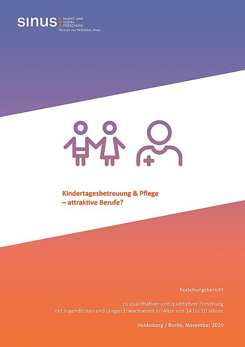 Studie: Kindertagesbetreuung & Pflege - attraktive Berufe?