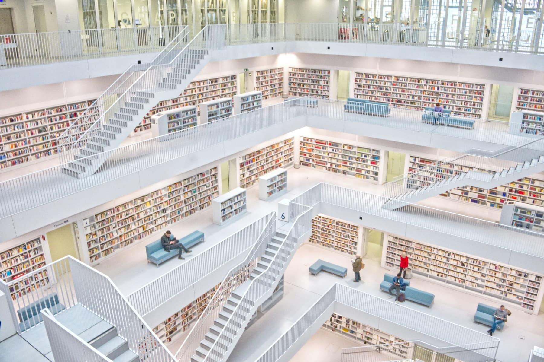 Studie: Tag der Bibliotheken