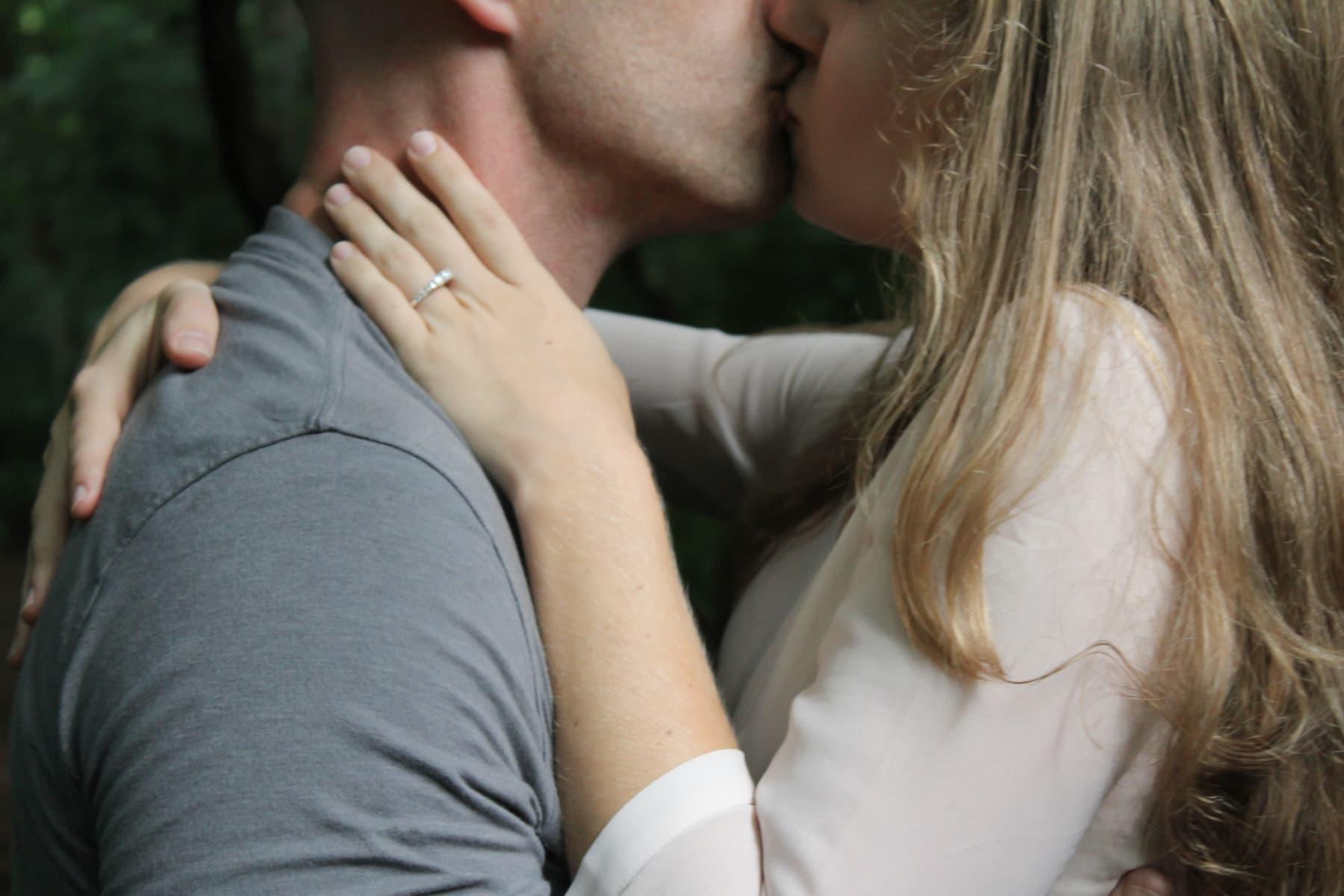 Studie zum Tag des Kusses