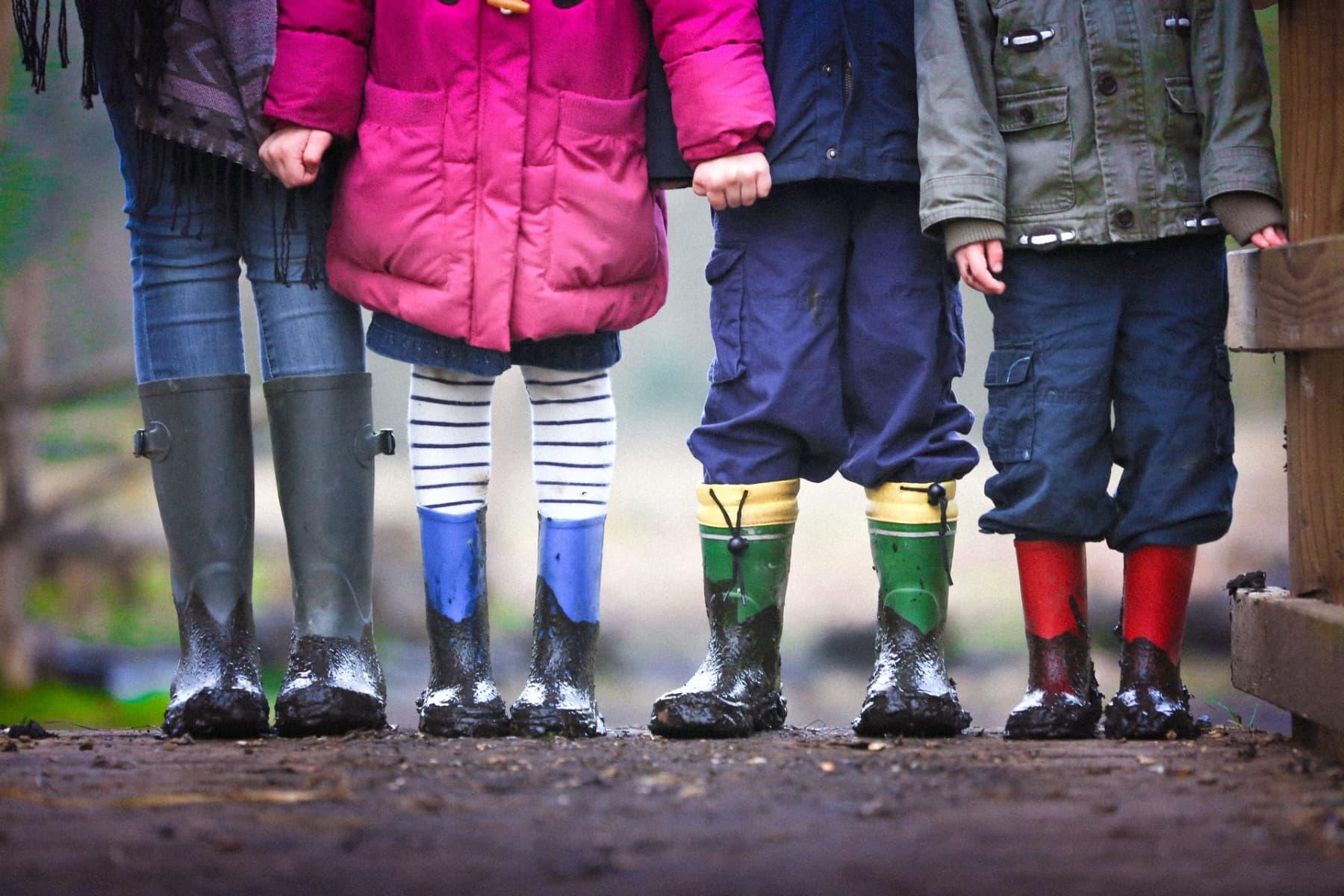 Studie: Deutsche beklagen mangelnde Berücksichtigung der Bedürfnisse von Kindern