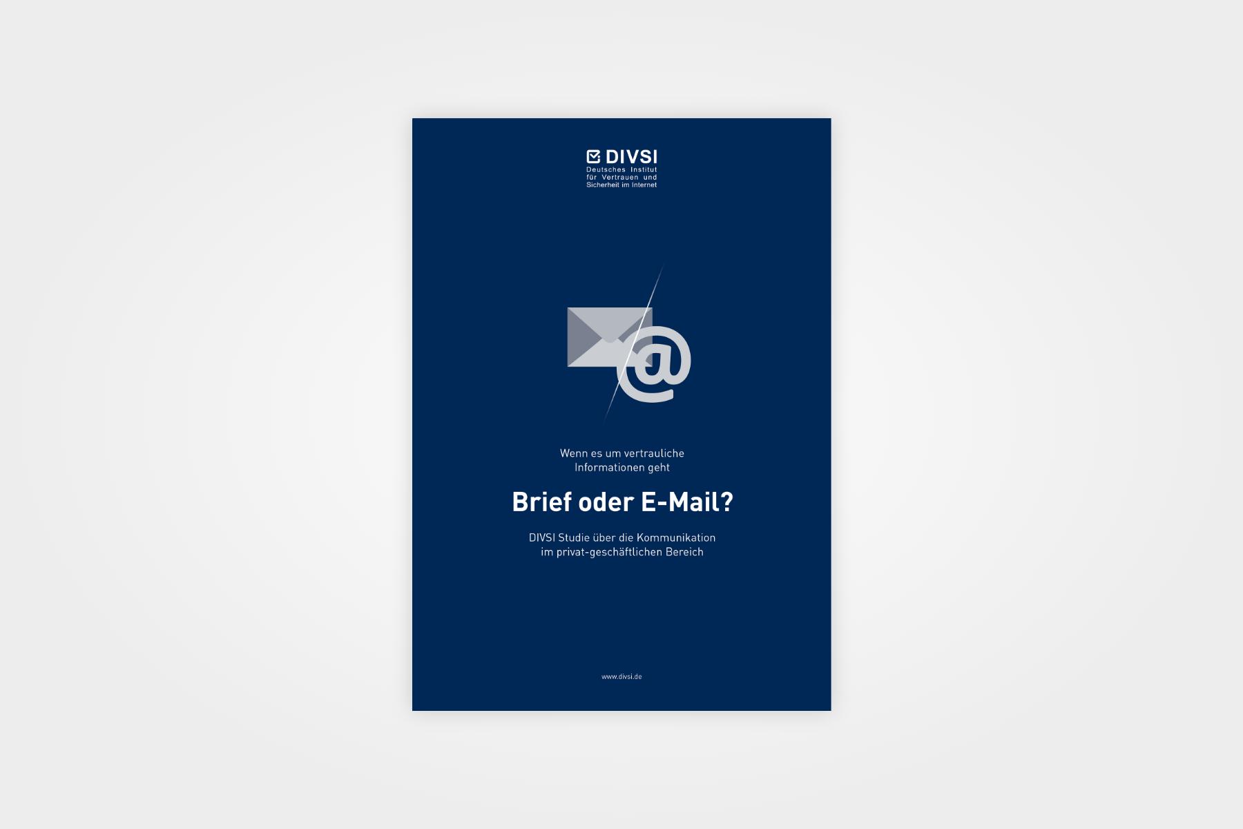 Brief oder E-Mail?