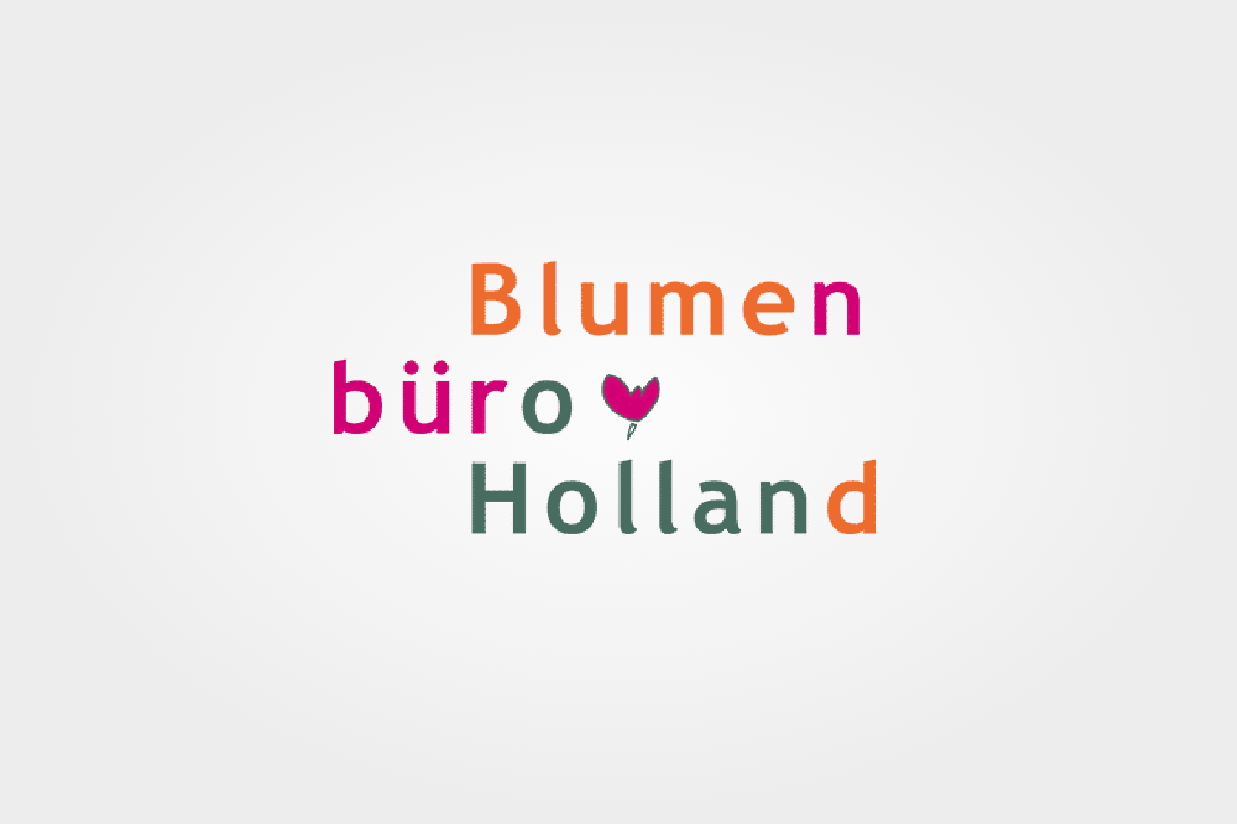 Bloemenbüro Holland